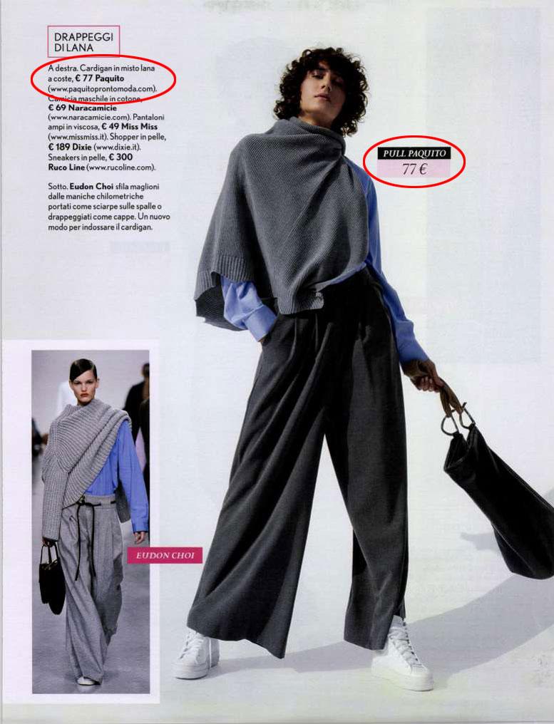 c22f1e12fc7b37 Press Archive 2017 Paquito | Fast fashion woman clothing collection